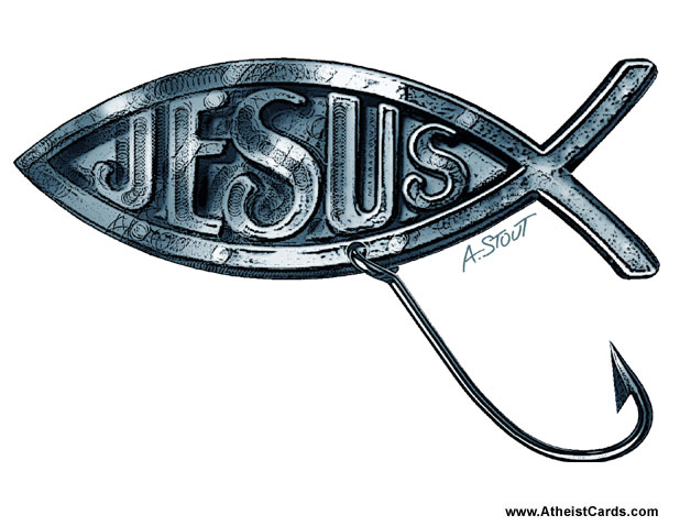 Jesus Fish Lure