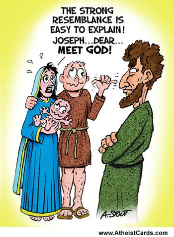 Joseph Meets God
