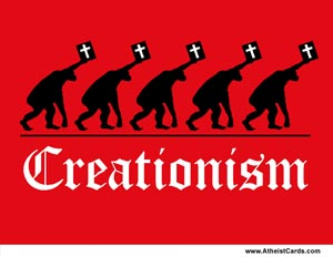 Apes Creationism