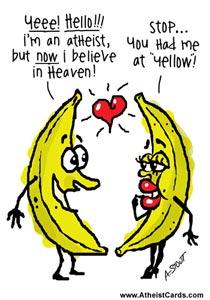 Atheist Bananas