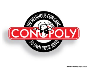 Conopoly – The Religious Con Game