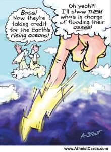 God on Climate Change