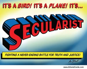 Super Secularist