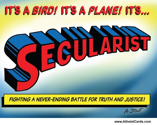 Super Secularist