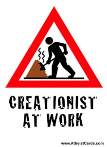 Creationist At Work
