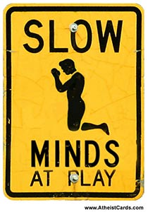 Slow Minds at Play