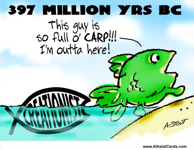 Full of Carp