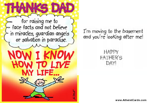 Thanks Dad For Raising Me