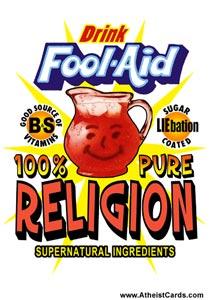 Drink Fool-Aid