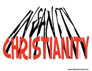 Christianity Insanity