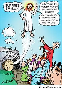 Surprise! Jesus Returns