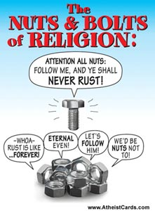 The Nuts & Bolts of Religion