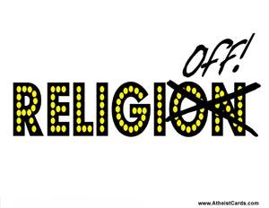 ReligiON? ReligiOFF!