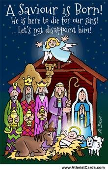 A Saviour is Born!