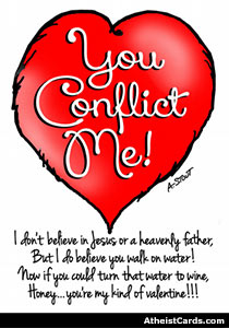 You Conflict Me!